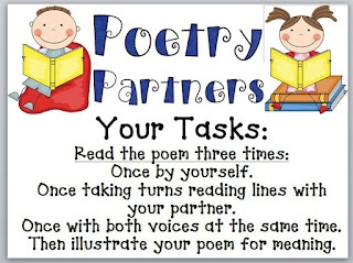 Third Grade Thinkers: Let's Pause for A Poem: Fluency Practice