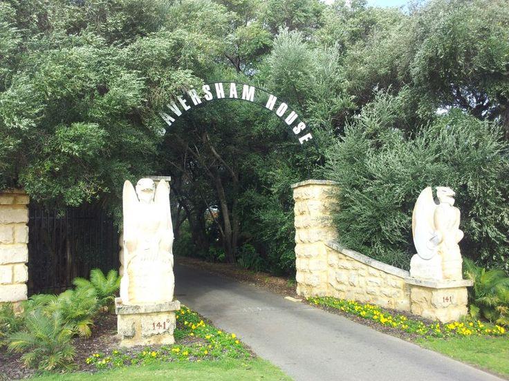 What an entrance: caversham house
