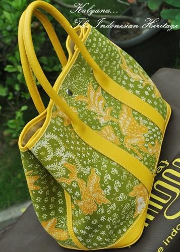 Batik Bag by Kalyana Batik