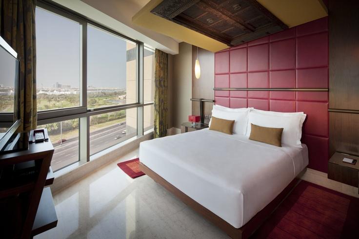 Studio suite at Jumeirah Creekside Hotel Dubai
