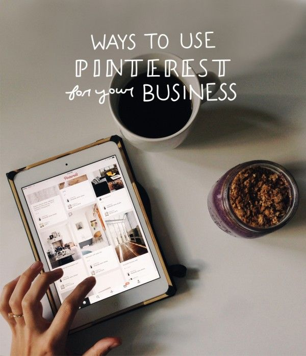Using Pinterest for Your Business     The Fresh Exchange