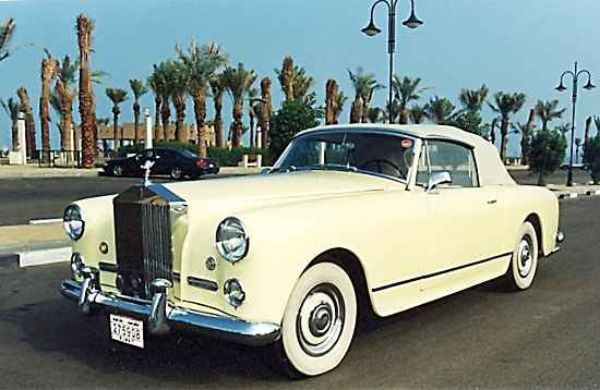 Car of the Month - May 2004 - Rolls-Royce Silver Cloud I - Drophead Coupé by Carrosserie Graber
