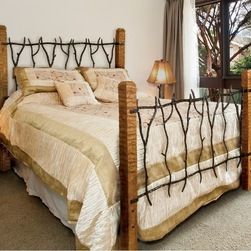 Craftsman Beds and Headboards : Find Platform Beds, Bunk Beds and ...
