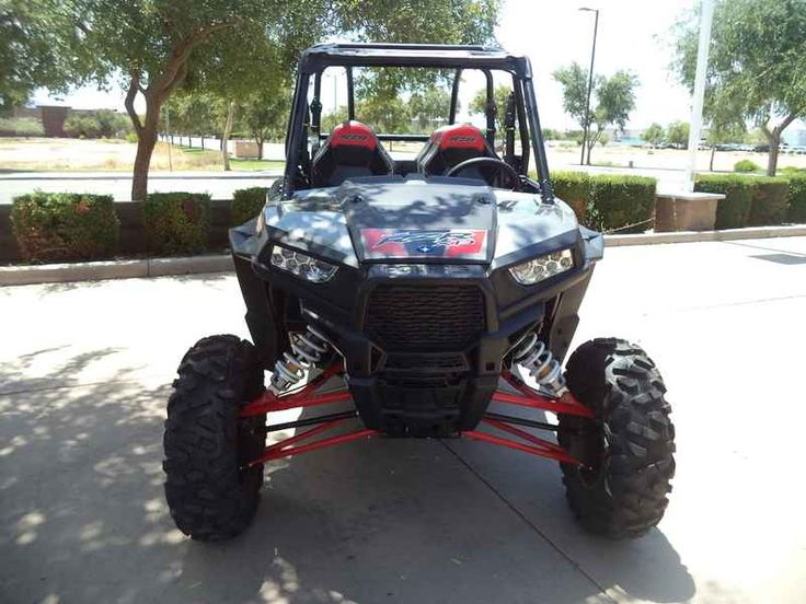 New 2017 Polaris RZR XP 4 1000 EPS Titanium Metallic ATVs For Sale in Arizona. 2017 Polaris RZR XP 4 1000 EPS Titanium Metallic, 2017 Polaris® RZR XP® 4 1000 EPS Titanium Metallic <p> Share Xtreme Performance with friends and family.</p><p> Features may include: </p> SUSPENSION FEATURES <ul> <li> RACE-INSPIRED SUSPENSION FOR AN ULTRA-SMOOTH RIDE</li></ul><p> The race-inspired 3-link trailing arm rear suspension serves up an incredible 18-inches of rear wheel travel. Matched to an…