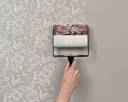 Clare Bosanquet Offers A Fun Alternative To Wallpaper #design #creativity  Trendhunter.com Part 39