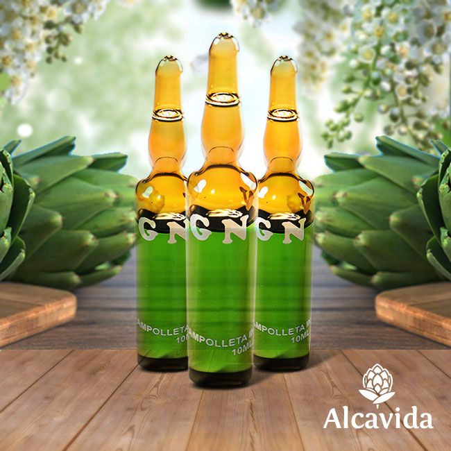 Uno de los ingredientes principales en las ampollas  #alcachofivida es la Alcachofa la cual nos ayudará a  reducir el colesterol malo y aumenta el bueno.