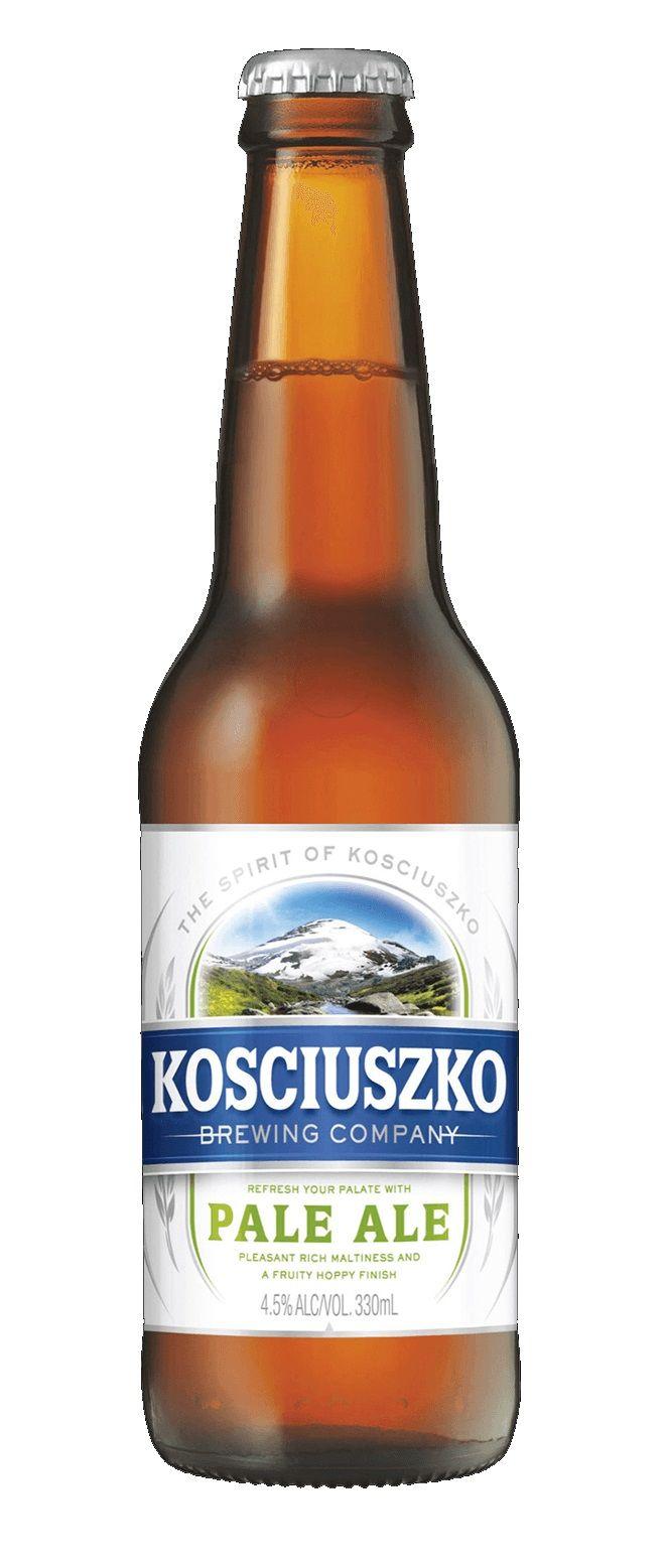 Kosciuszko Pale Ale