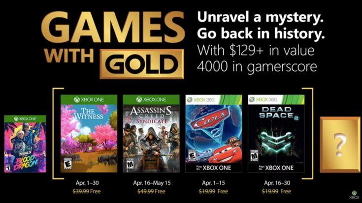 4 Free Xbox Video Games :: http://www.heyitsfree.net/4-free-xbox-video-games/