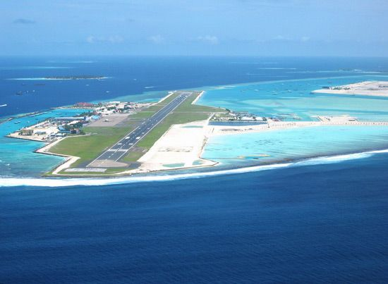 Malé International Airport, Maledives