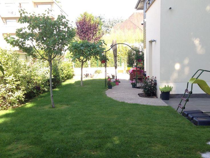34 best Autour de la terrasse images on Pinterest Plants - drainage autour d une terrasse