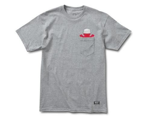 Grizzly Boo Johnson Pocket Tee