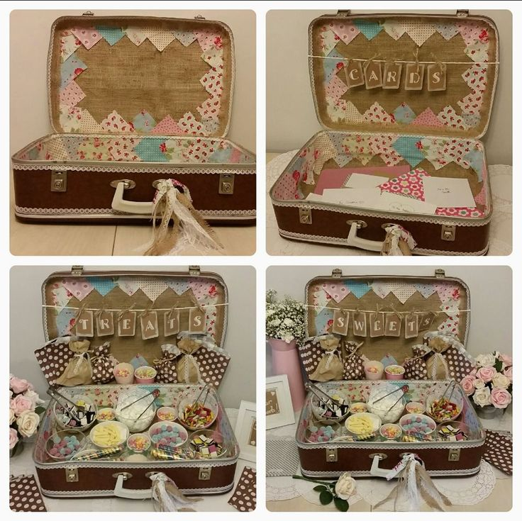 Vintage suitcase wedding prop hire. Cards, sweet stand in Home, Furniture & DIY, Wedding Supplies, Wedding Photography   eBay!