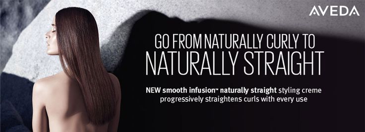 Aveda Smooth Infusion Naturally Straight Styling Crème