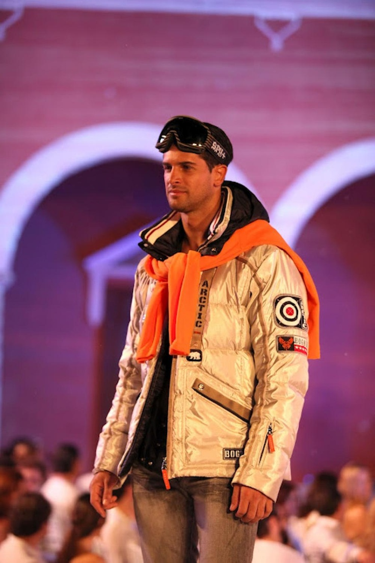 Moda Nextel Ski Fashion Show: Look 17