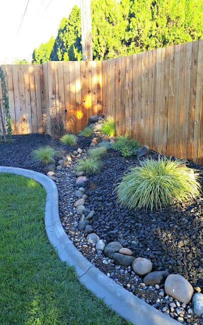 landscaping borders - weekend yard