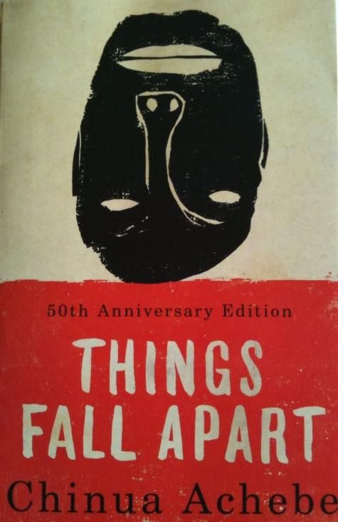 creative writing a story based on things fall apart by chinua achebe Creative writing books containing scenes with potential to cause distress said to include things fall apart chinua achebe's lament for his native.