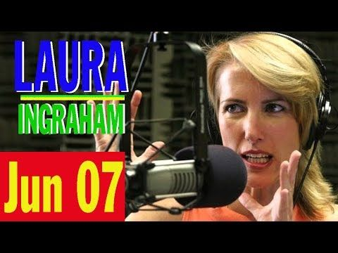 Laura Ingraham Show 6/7/17 - Sen. Rand Paul: 'Lindsey Graham Is NOT My Spokesmen