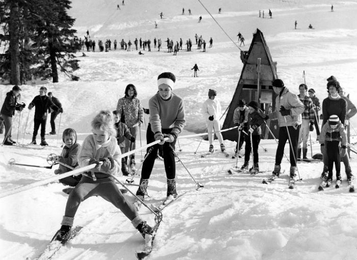 204 Best Vintage Ski Images On Pinterest Vintage Ski