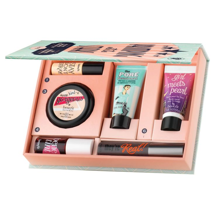 Primping with the Stars - Kit de Maquillaje de Benefit Cosmetics en Sephora.es