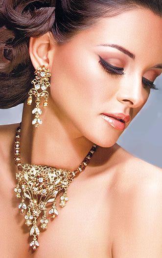 Fun, Entertainment, Life Style, Informative and Technology: Wedding Wear Latest & Stylish Asian Bridal Jewelry