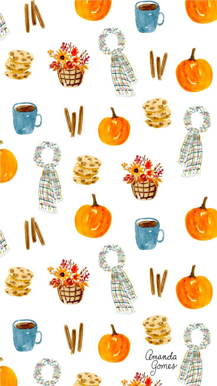 Thanksgiving wallpaper #thanksgiving #iphone #wallpaper # ...