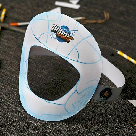 Miles From Tomorrow Space Helmet