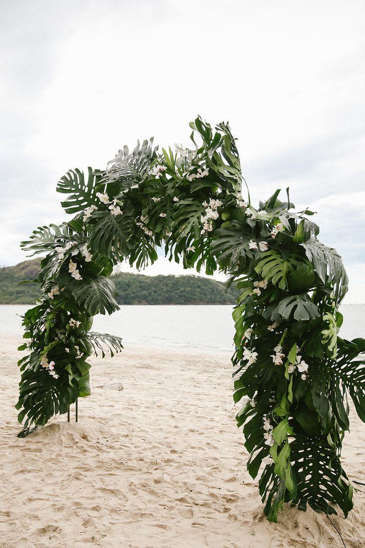 North beach plantation weddings   best Wedding in Hawaii images on Pinterest  Beach weddings