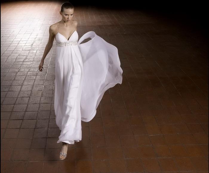 12 best miss cyprus images on pinterest for Greek wedding dress designers