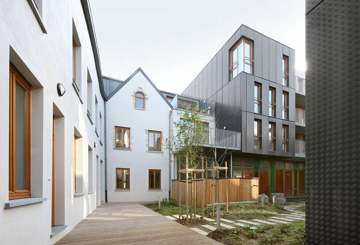 Galeria de Arquitetura de Savonnerie Heymans / MDW - 15