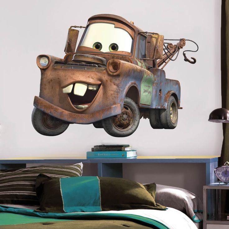 Cars - Mater wallsticker