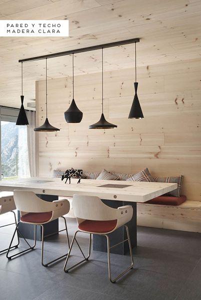inspiracin paredes de madera