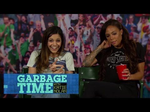 FIFA Women's World Cup 2015: Garbage Time with Katie Nolan - YouTube