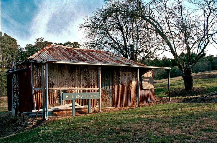Hill End NSW Australia