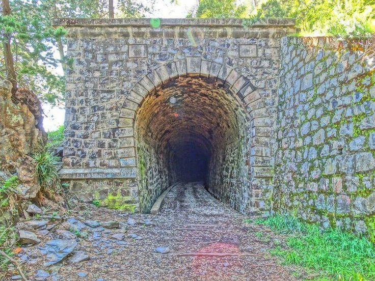 Túnel, Playa Punta de Parra