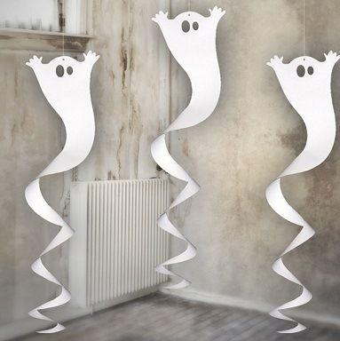 Halloween decoration /// Halloween Deko #DIY