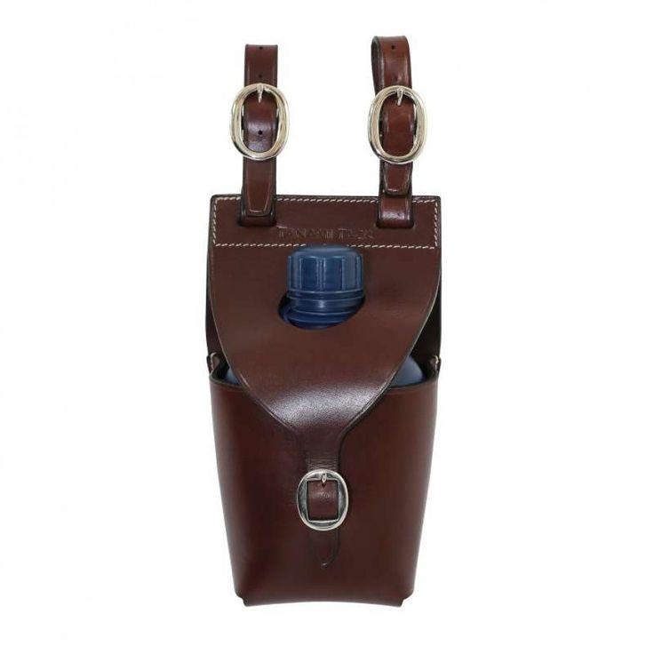 TANAMI WATER BOTTLE CARRIER SGL Australian made leather single water bottle carrier. $74.95