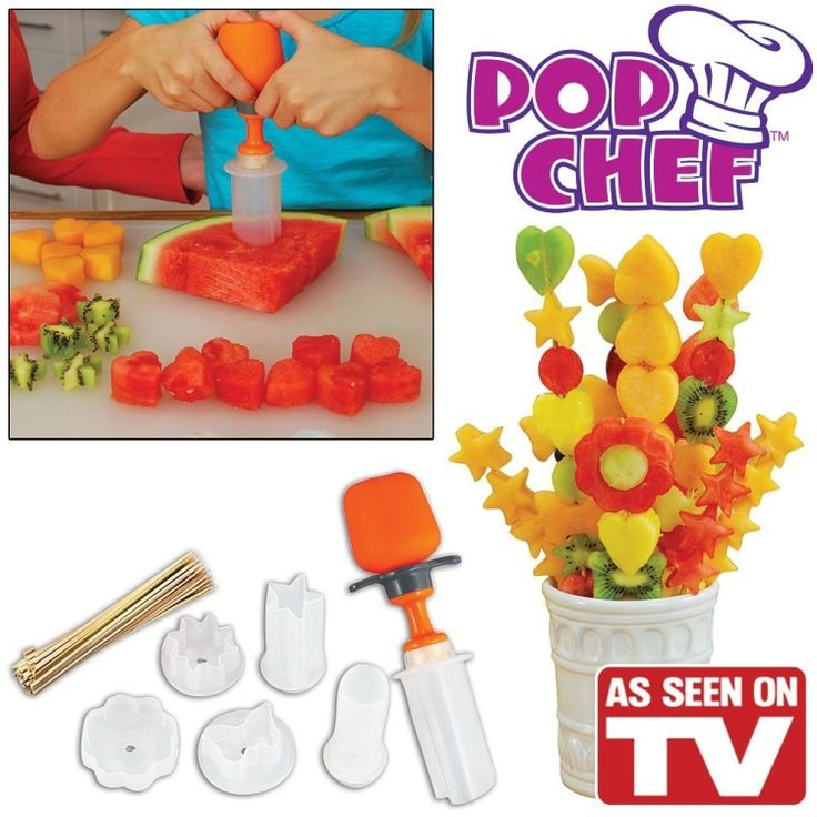 I have one of these  Kids love all the shapes you can make fruit and lots of other things out of with this!