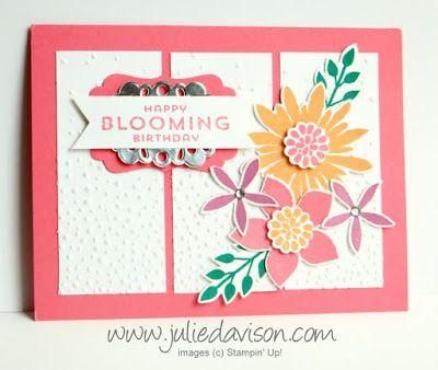 The 25+ best Flower patch ideas on Pinterest Scrapbook cards - birthday card sample
