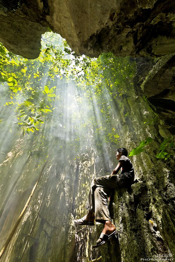 Cave of God, Cambodia                                                                                                                                                      More