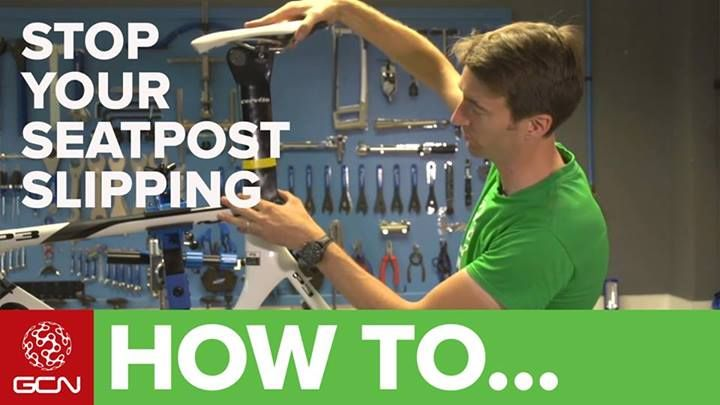 More great Bike Maintenance tips from the folks at GCN