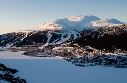 Copperhill Mountain Lodge, Åre, Sweden, the best place ive been skiing in so far in sweden.