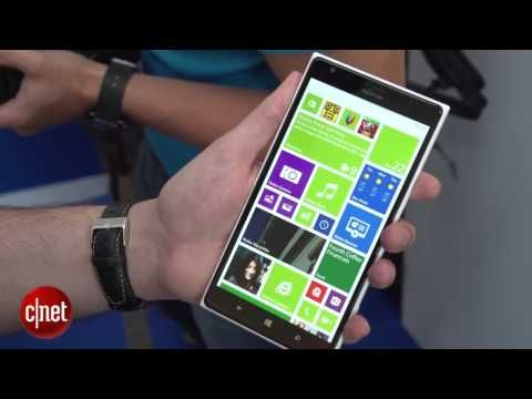 Nokia Lumia 1520 - YouTube