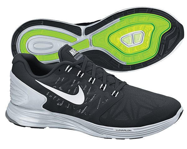 huge discount 136f3 d8628 ... discount code for womens nike lunarglide 6 blackwht 654434 001 running  size 8 . 74c75 7eed8
