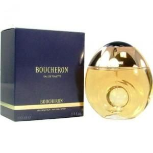 Boucheron perfume for women was launched in 1988.