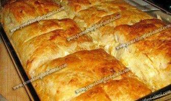 Yalancı Arnavut Böreği Tarifi