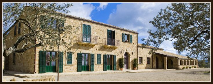 Sicily Holidays | Farmhouse Piazza Armerina Salemi