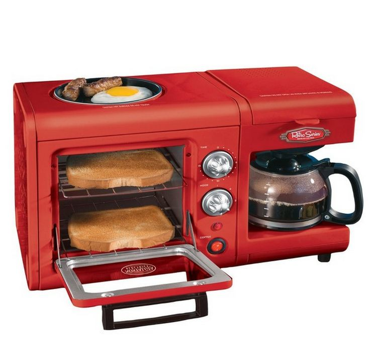 3-in-1 Breakfast Station #Convenience