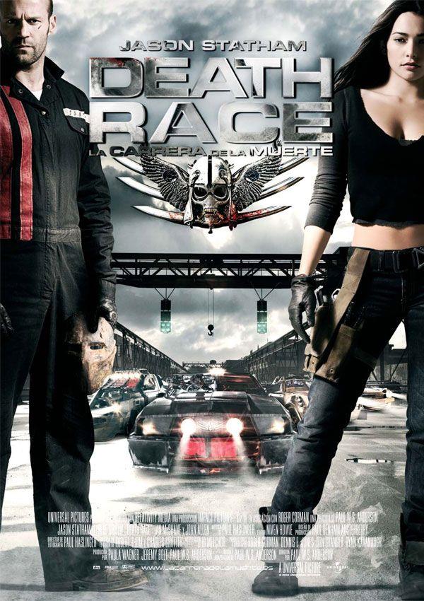 2008 - Death Race: La carrera de la muerte - Death Race - tt0452608