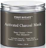 #8: The BEST Charcoal Creme Mask 8.8 fl. oz.- Best for Facial Treatment Minimizes Pores & Reduces Wrinkles Acne Scars Blackheads & Cellulite - Great as Face Mask & Body Cleanser http://ift.tt/2cmJ2tB https://youtu.be/3A2NV6jAuzc