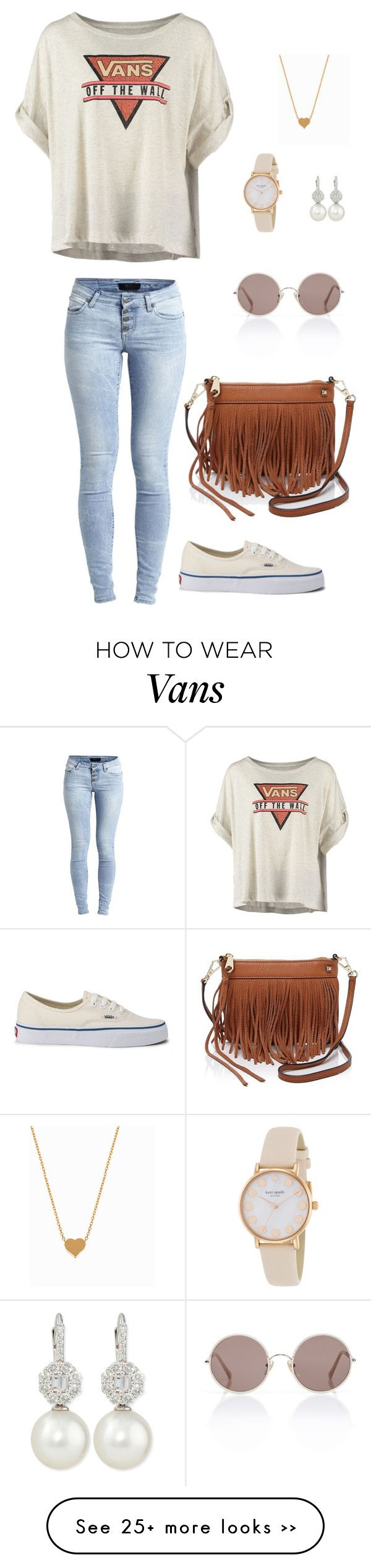 """""""Vans"""" by dramatically on Polyvore"""